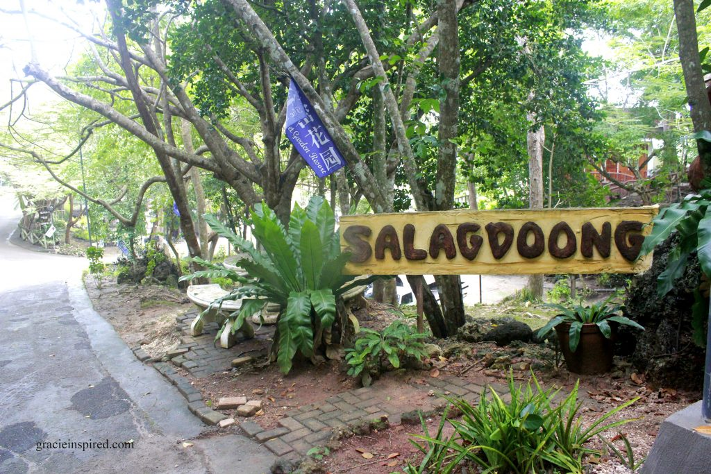 Path to Salagdoong Beach
