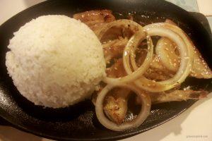 Pork Steak (P180)