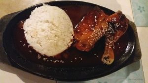 Pan-Grilled Chicken (P190)