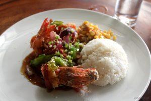 Shrimp Teriyaki (P480)