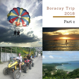 Boracay Trip 2018