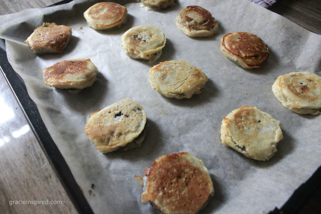 Batter was thin but the cookies were still delicious