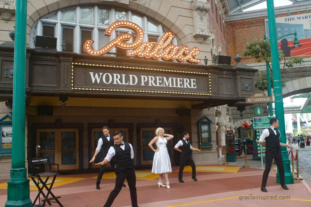 World Premiere: Marilyn Monroe